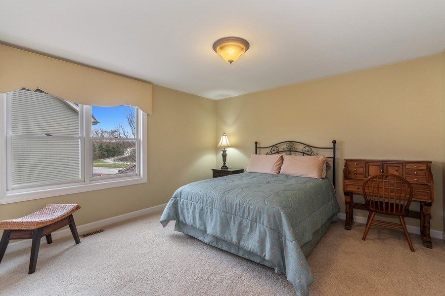 Real Estate Photography - 0S347 Grengs Lane, Geneva, IL, 60134 - 3rd Bedroom