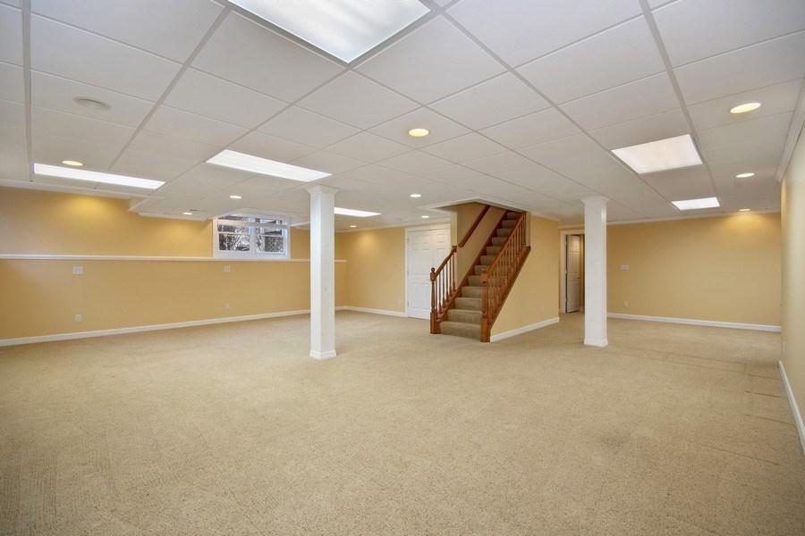 Real Estate Photography - 0S347 Grengs Lane, Geneva, IL, 60134 - Basement