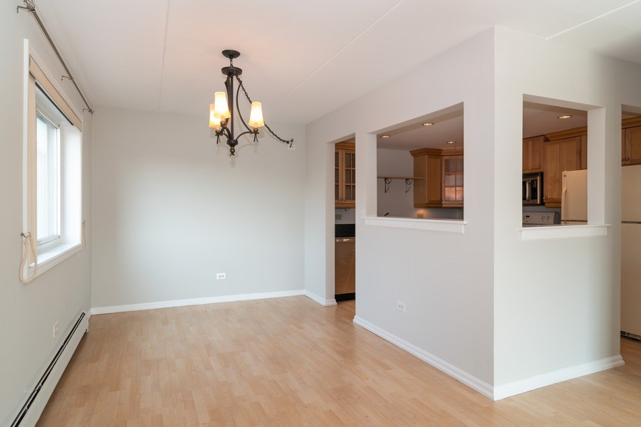 Real Estate Photography - 7320 Dixon Ave, Unit 303, Forest Park, IL, 60130 - Dining Room