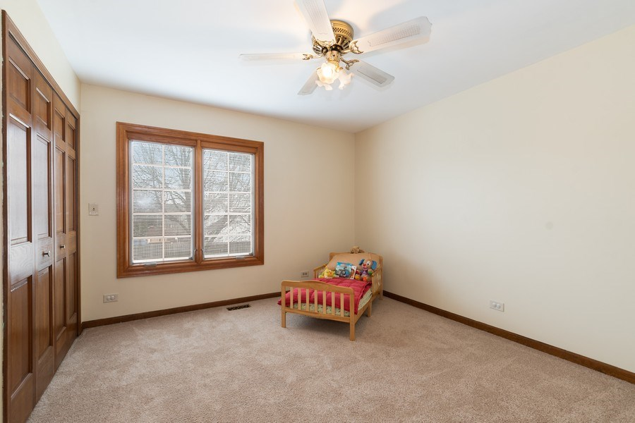 Real Estate Photography - 1844 N. Wilson Place, Arlington Heights, IL, 60004 - 2nd Bedroom