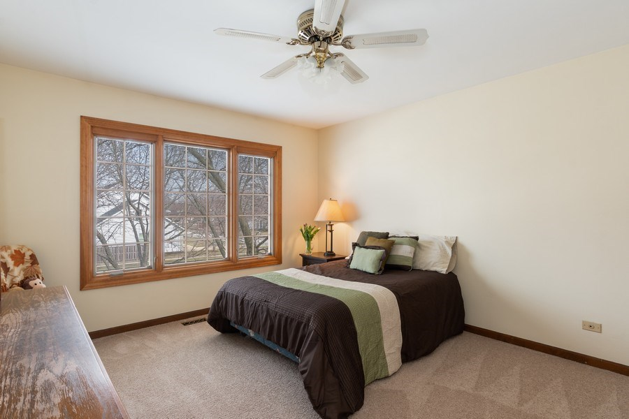 Real Estate Photography - 1844 N. Wilson Place, Arlington Heights, IL, 60004 - 3rd Bedroom