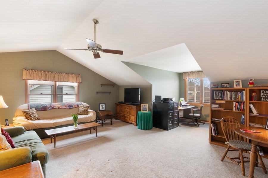 Real Estate Photography - 1844 N. Wilson Place, Arlington Heights, IL, 60004 - Bonus Room