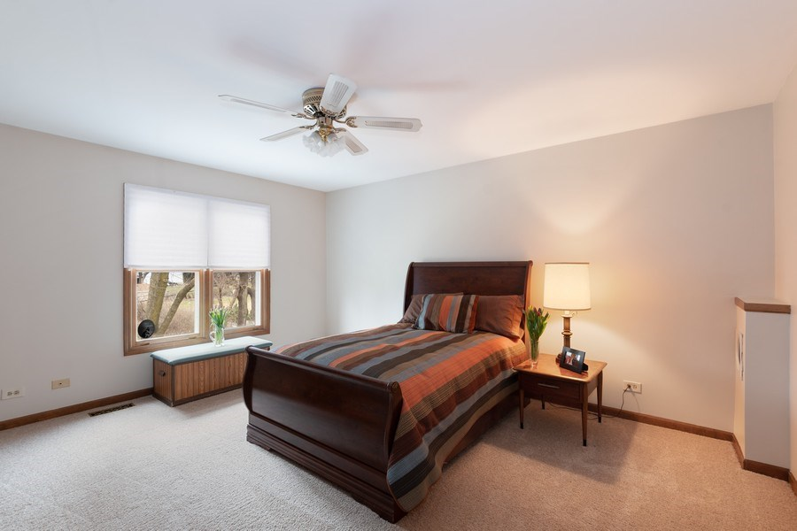 Real Estate Photography - 1844 N. Wilson Place, Arlington Heights, IL, 60004 - Bedroom