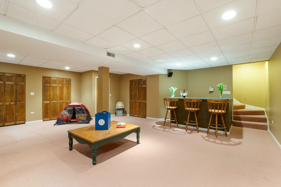 Real Estate Photography - 1844 N. Wilson Place, Arlington Heights, IL, 60004 - Basement