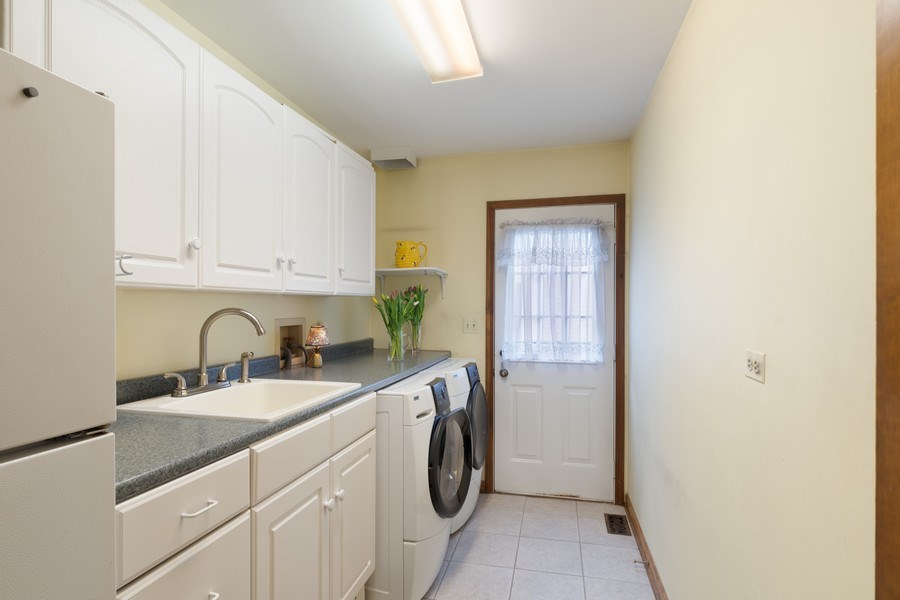 Real Estate Photography - 1844 N. Wilson Place, Arlington Heights, IL, 60004 - Laundry Room