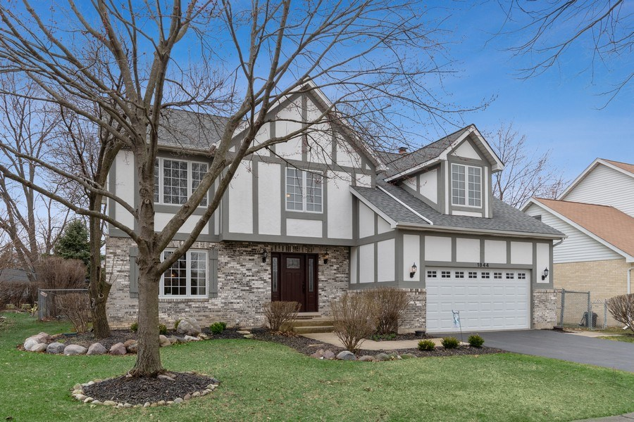 Real Estate Photography - 1844 N. Wilson Place, Arlington Heights, IL, 60004 - Front View