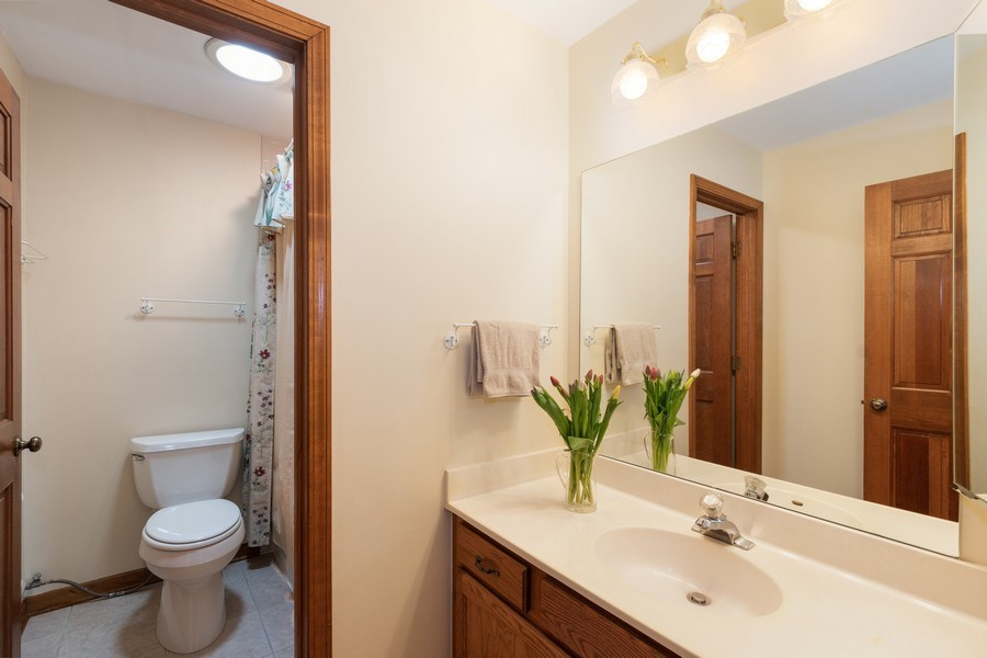 Real Estate Photography - 1844 N. Wilson Place, Arlington Heights, IL, 60004 - Bathroom