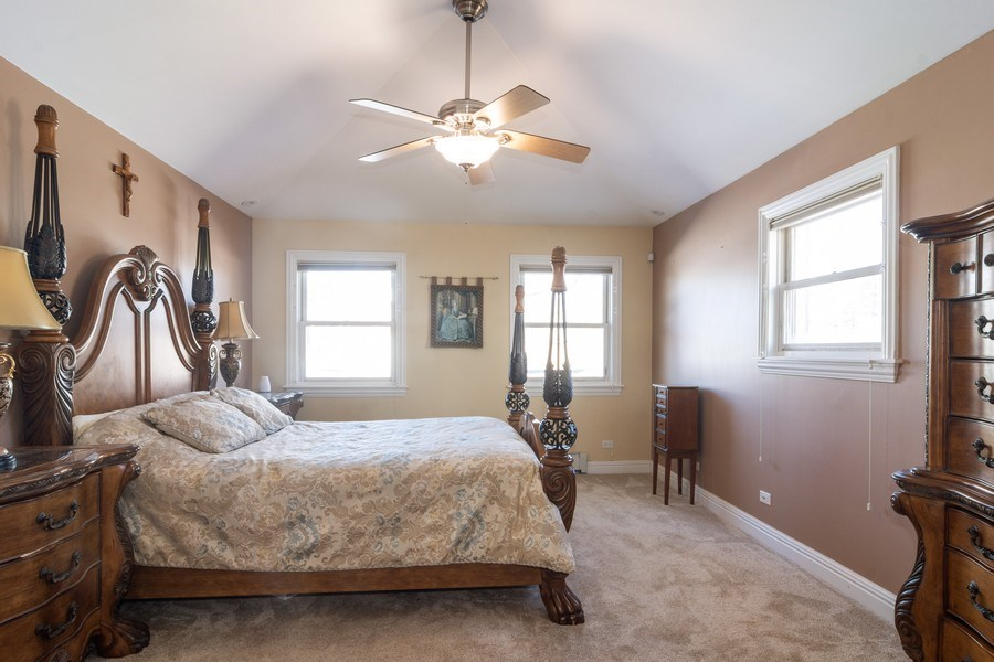 Real Estate Photography - 674 N Maple Ave, Palatine, IL, 60067 - Master Bedroom
