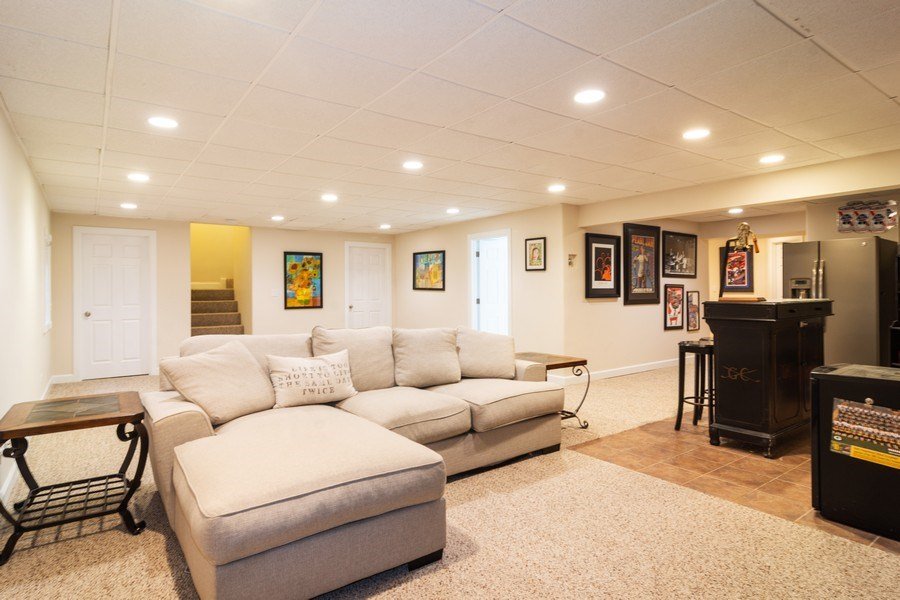 Real Estate Photography - 674 N Maple Ave, Palatine, IL, 60067 - Basement