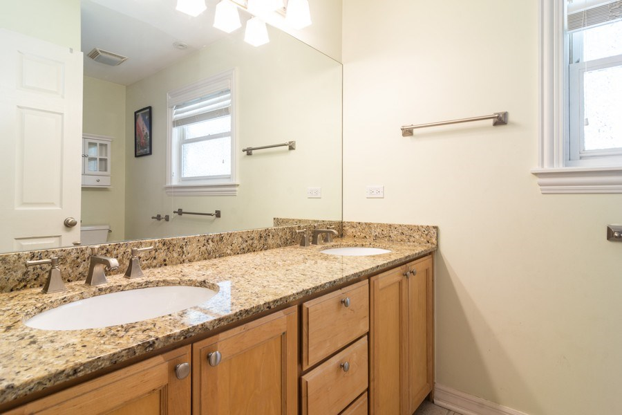 Real Estate Photography - 674 N Maple Ave, Palatine, IL, 60067 - Bathroom