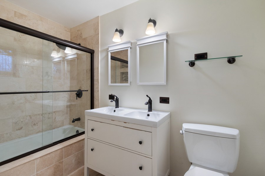 Real Estate Photography - 506 W. Sunset Rd, Mount Prospect, IL, 60056 - Bathroom