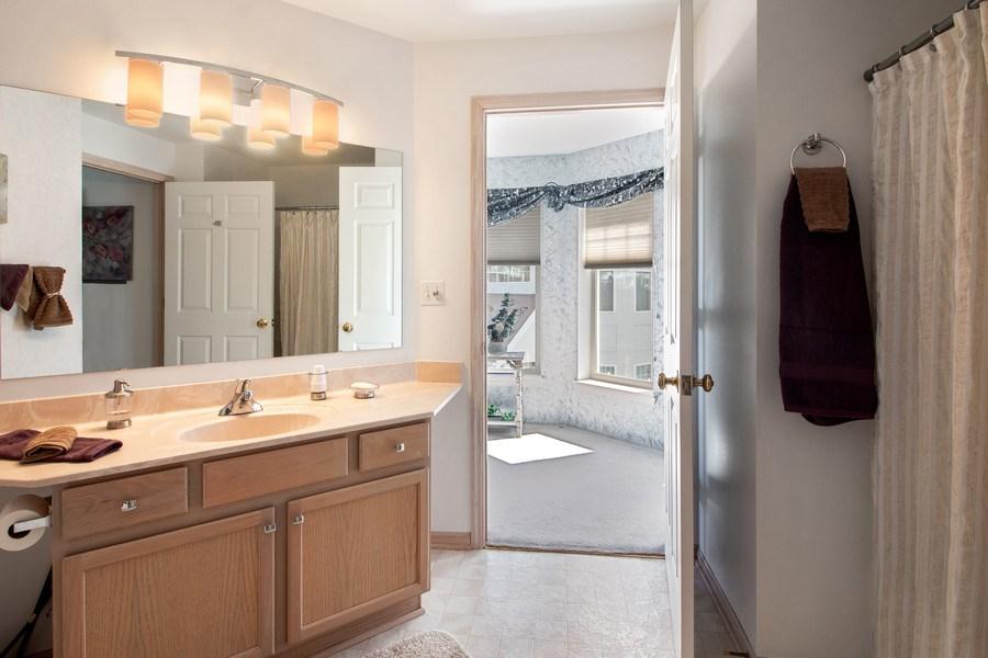 Real Estate Photography - 2153 Landings Lane, Delavan, WI, 53115 - Bathroom