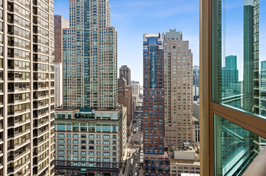 Real Estate Photography - 21 East Huron, Unit 2905, Chicago, IL, 60611 - View