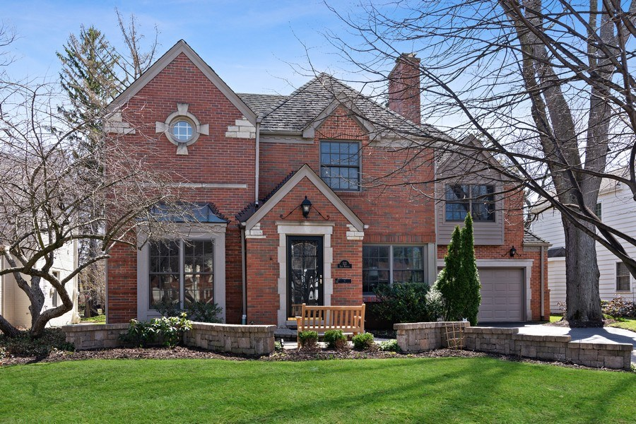 Real Estate Photography - 521 E Mayfair, Arlington Heights, IL, 60005 - Front View