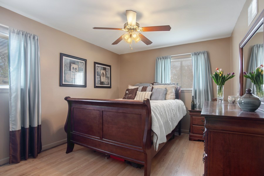 Real Estate Photography - 6 S. Waterman Ave., Arlington Heights, IL, 60004 - Master Bedroom