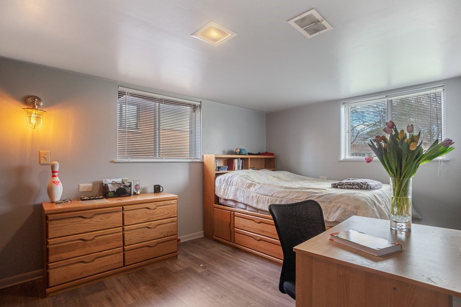Real Estate Photography - 6 S. Waterman Ave., Arlington Heights, IL, 60004 - 3rd Bedroom