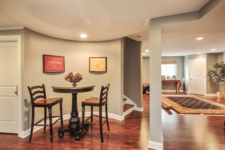 Real Estate Photography - 1125 Emmons Ct, Lake Forest, IL, 60045 - Basement