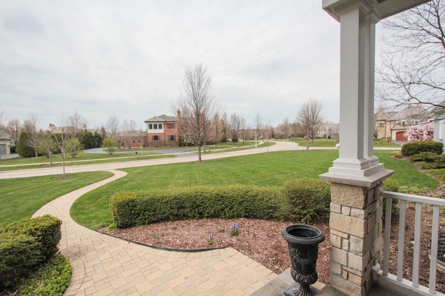 Real Estate Photography - 1125 Emmons Ct, Lake Forest, IL, 60045 - Front View