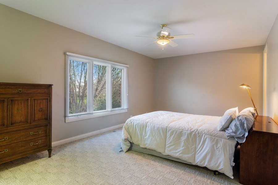 Real Estate Photography - 845 S Belmont Ave, Arlington Heights, IL, 60005 - 2nd Bedroom