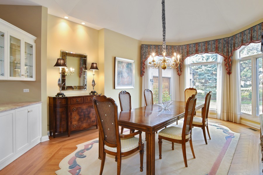 Real Estate Photography - 845 S Belmont Ave, Arlington Heights, IL, 60005 - Dining Area