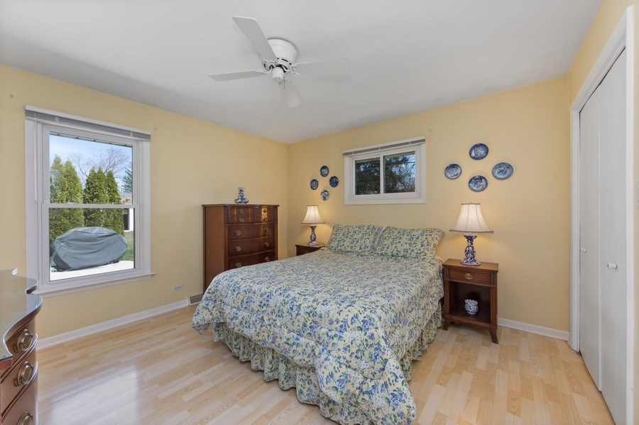 Real Estate Photography - 25 N Forrest, Arlington Heights, IL, 60004 - Master Bedroom