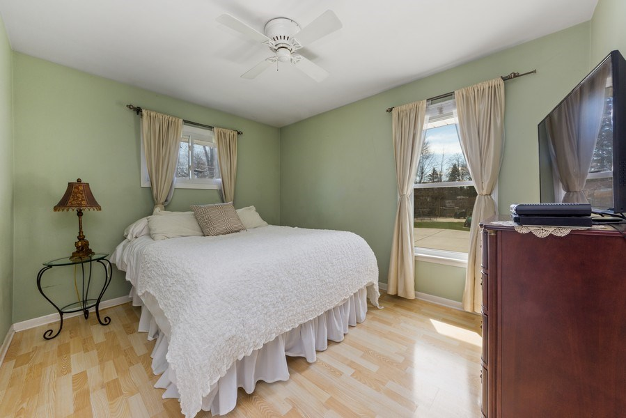 Real Estate Photography - 25 N Forrest, Arlington Heights, IL, 60004 - 2nd Bedroom