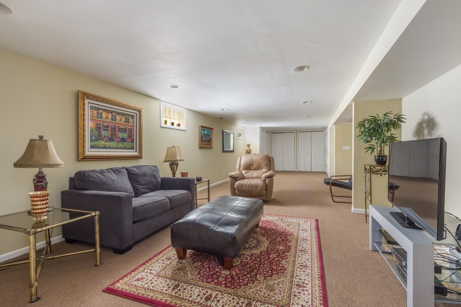 Real Estate Photography - 25 N Forrest, Arlington Heights, IL, 60004 - Basement