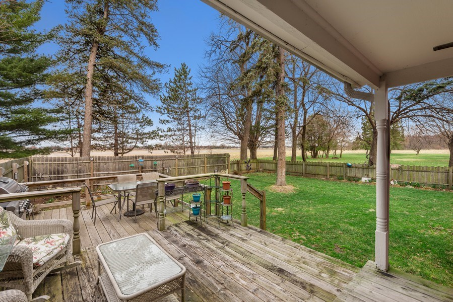 Real Estate Photography - 639 W. Lemon Creek Road, Baroda, MI, 49101 - Back Yard