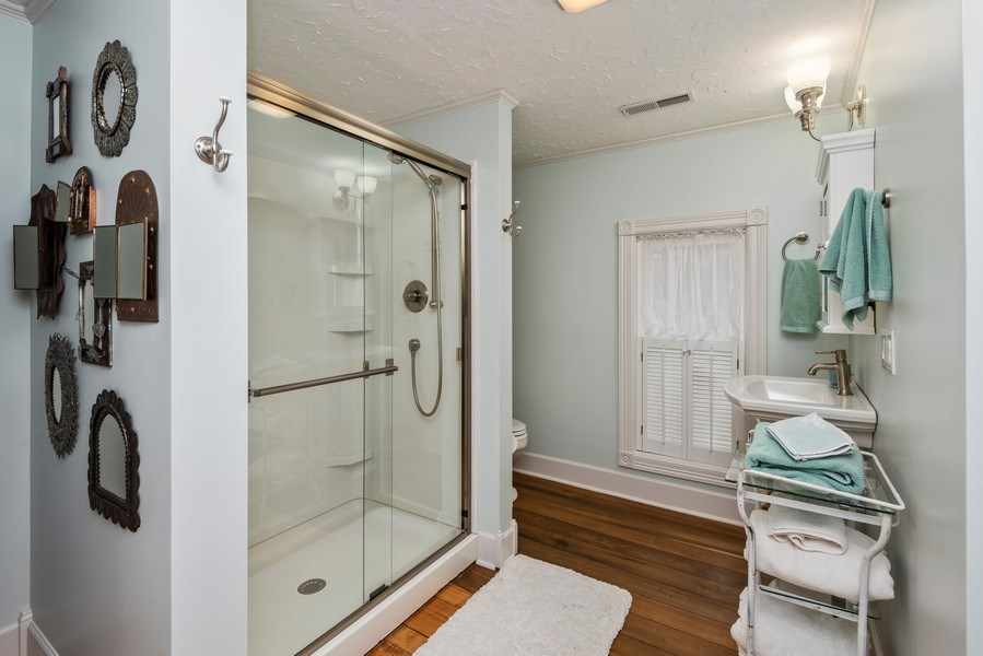 Real Estate Photography - 639 W. Lemon Creek Road, Baroda, MI, 49101 - 2nd Bathroom