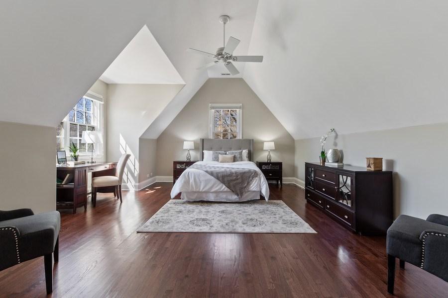 Real Estate Photography - 107 N Bruner St, Hinsdale, IL, 60521 - 4th Bedroom