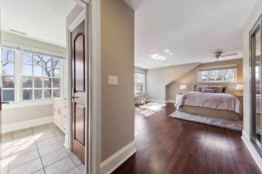 Real Estate Photography - 107 N Bruner St, Hinsdale, IL, 60521 - 3rd Floor