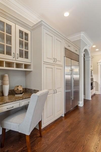Real Estate Photography - 107 N Bruner St, Hinsdale, IL, 60521 - Kitchen