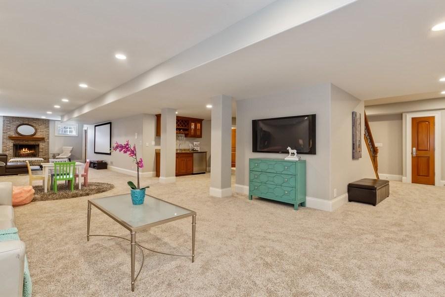 Real Estate Photography - 107 N Bruner St, Hinsdale, IL, 60521 - Basement