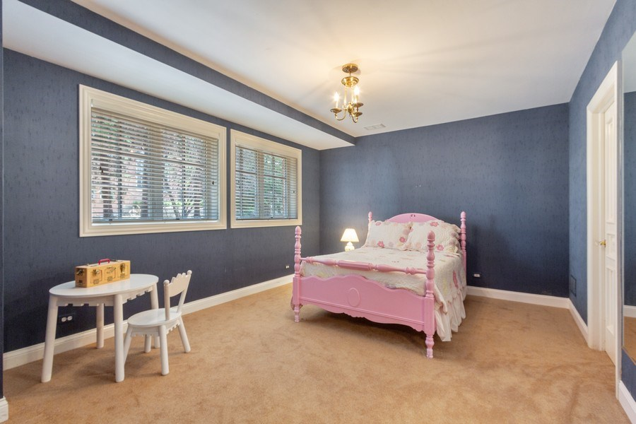 Real Estate Photography - 900 Lake St, Libertyville, IL, 60048 - 5th Bedroom