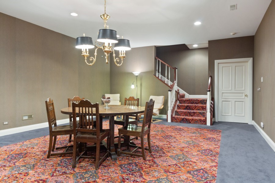 Real Estate Photography - 900 Lake St, Libertyville, IL, 60048 - Rec Room