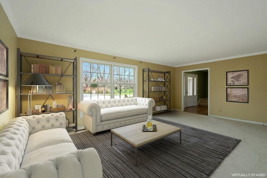 Real Estate Photography - 552 Welch Cir, Lake Barrington, IL, 60010 - Living Room
