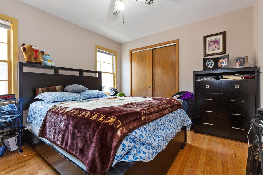 Real Estate Photography - 6055 N Sauganash, Chicago, IL, 60646 - Bedroom