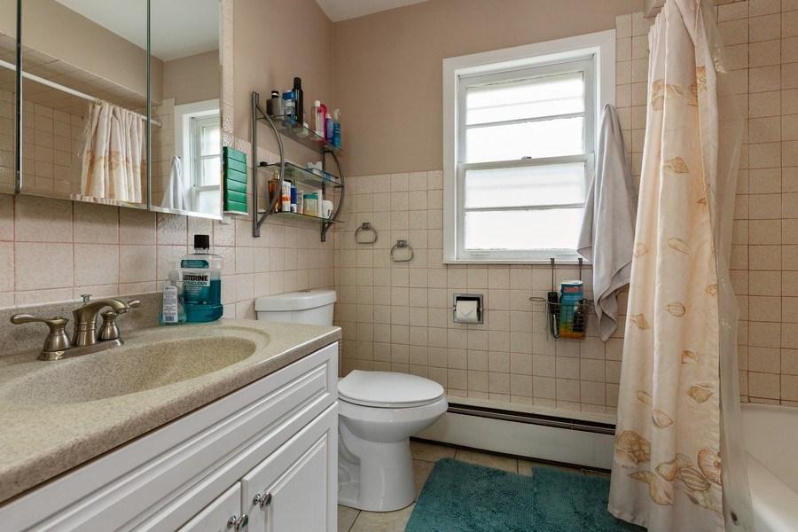 Real Estate Photography - 6055 N Sauganash, Chicago, IL, 60646 - Bathroom