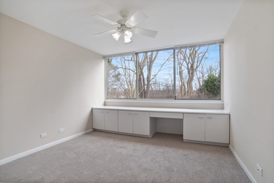 Real Estate Photography - 1985 McCraren Rd, Highland Park, IL, 60035 - 3rd Bedroom