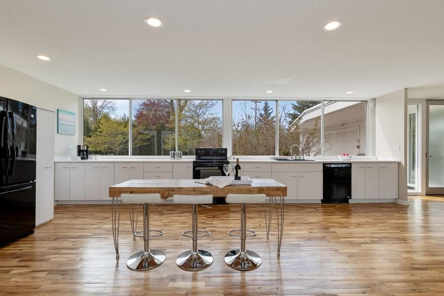 Real Estate Photography - 1985 McCraren Rd, Highland Park, IL, 60035 - Kitchen - view 1