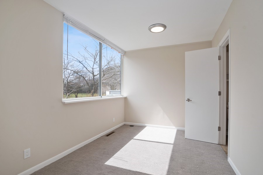 Real Estate Photography - 1985 McCraren Rd, Highland Park, IL, 60035 - Office/Den/Fourth Bedroom