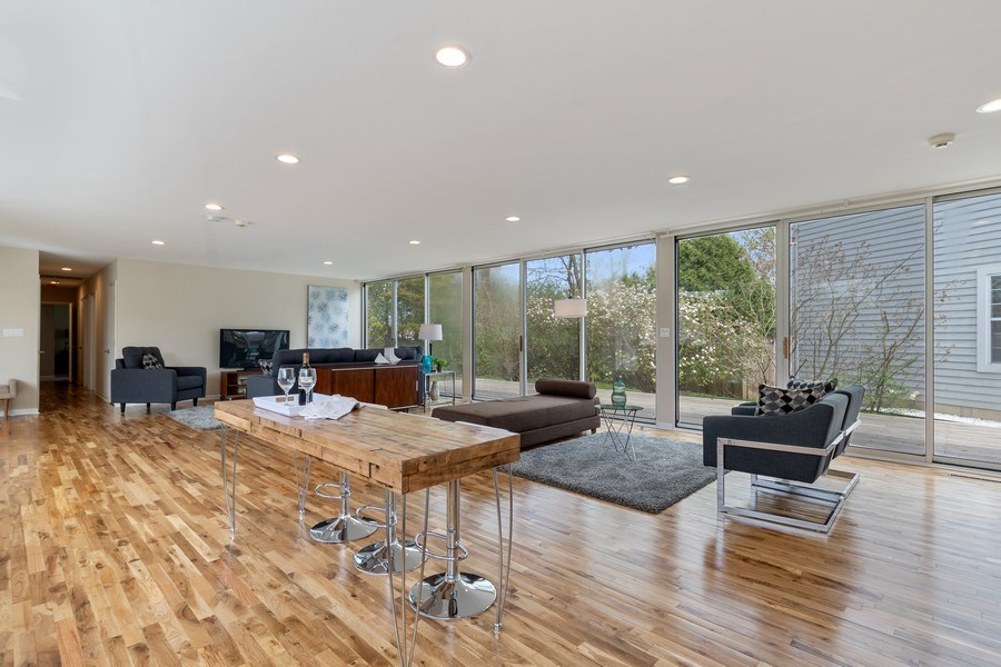 Real Estate Photography - 1985 McCraren Rd, Highland Park, IL, 60035 - Great Room - view 4