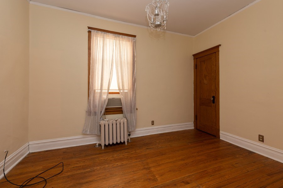 Real Estate Photography - 2212 W. Addison Street, Chicago, IL, 60618 - 2nd Bedroom