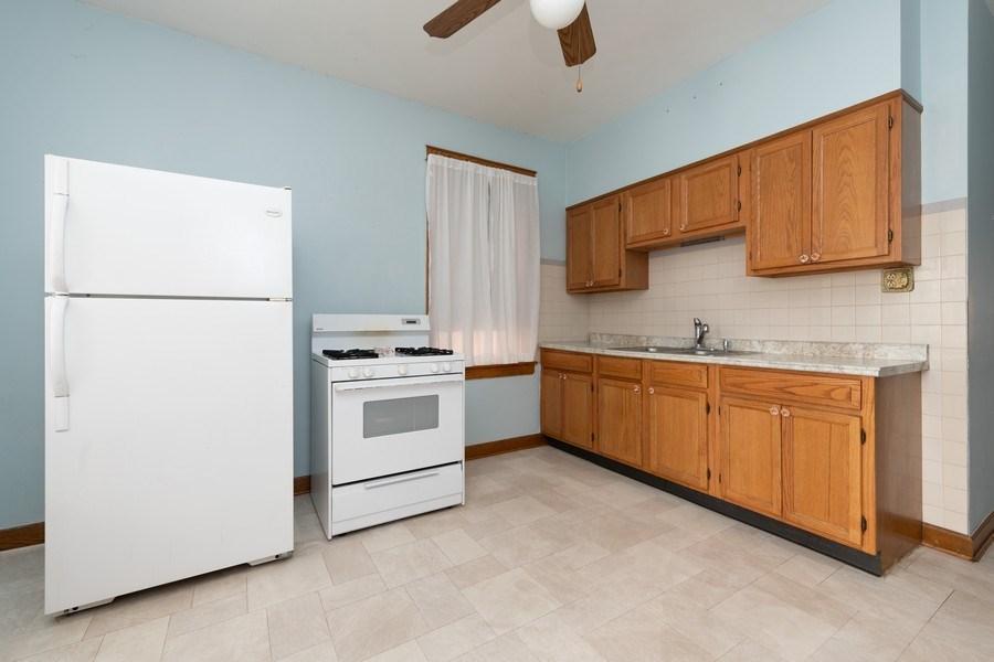 Real Estate Photography - 2212 W. Addison Street, Chicago, IL, 60618 - Kitchen