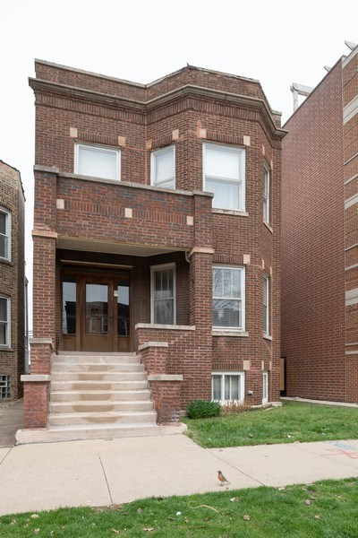 Real Estate Photography - 2212 W. Addison Street, Chicago, IL, 60618 - Front View