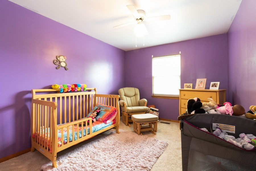 Real Estate Photography - 8153 Lake Street, Willow Springs, IL, 60480 - Bedroom