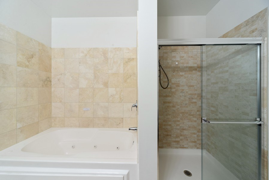 Real Estate Photography - 2326 W. Giddings, #302, Chicago, IL, 60625 - Master Bathroom