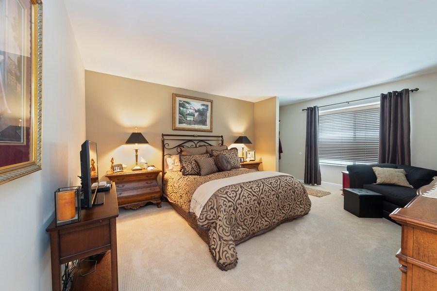 Real Estate Photography - 233 N Bay Ct., Lake Barrington, IL, 60010 - Master Bedroom