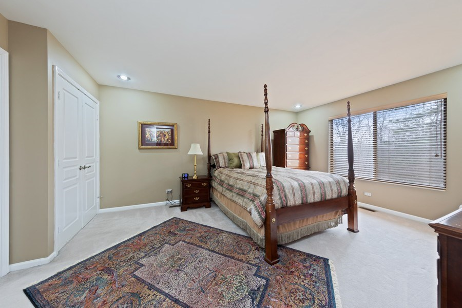 Real Estate Photography - 233 N Bay Ct., Lake Barrington, IL, 60010 - 2nd Bedroom