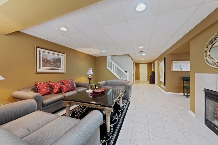 Real Estate Photography - 233 N Bay Ct., Lake Barrington, IL, 60010 - Recreation Room